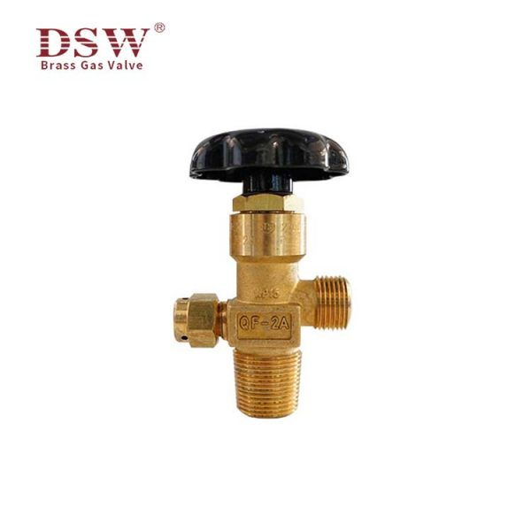 Qf-2A oxygen gas cylinder valve,Qf-2A industrial oxygen gas cylinder valve